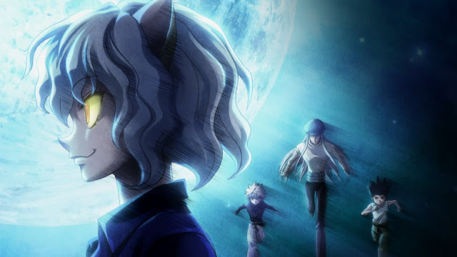 wallpaper hunter x hunter neverpitou, kite gon, killua