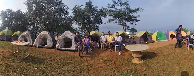 Shiva Valley Pawna Lake Camping & Adventures