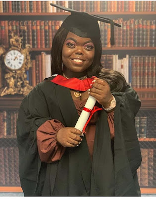 Fatima timbo ( Fatstimbo) graduates