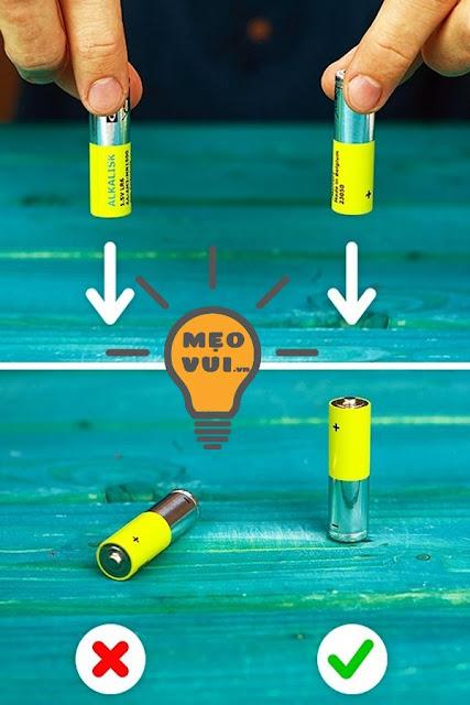 Xác định năng lượng của pin