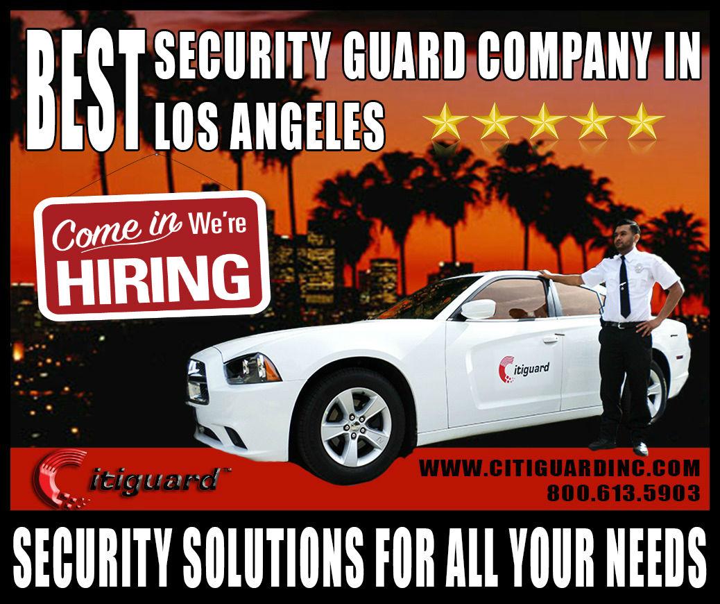 Guard Hiring Security Latest