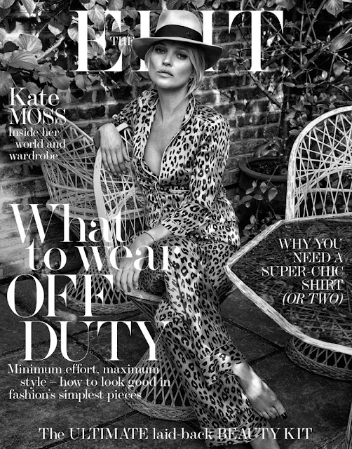 Fashion Model, @ Kate Moss - The Edit US, June 2016 issue