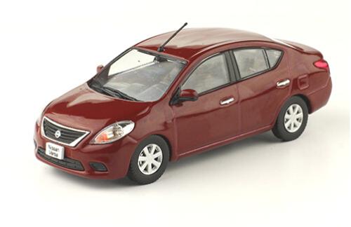 grandes autos memorables Nissan Versa