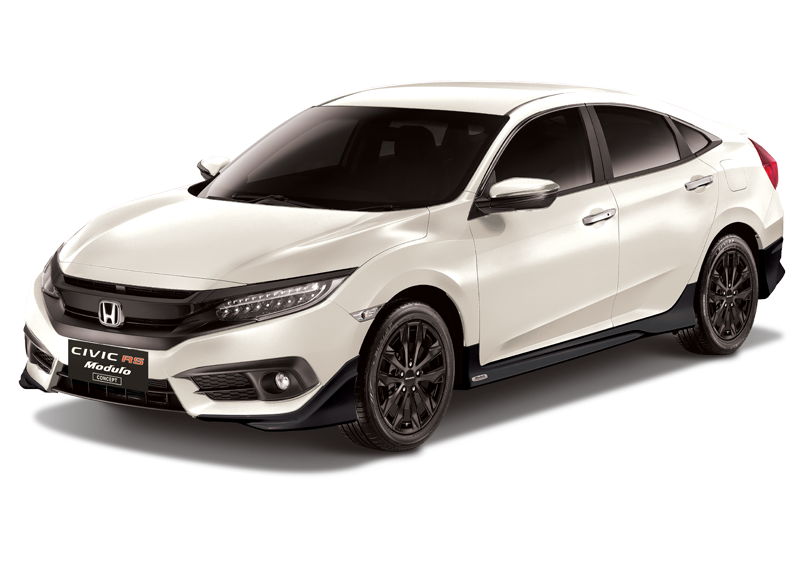 All-New Civic RS Turbo Modulo Concept