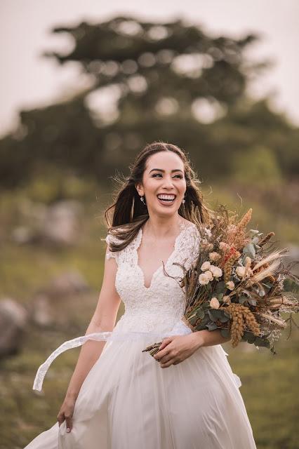 dried wedding bouquet , via burst by shopify