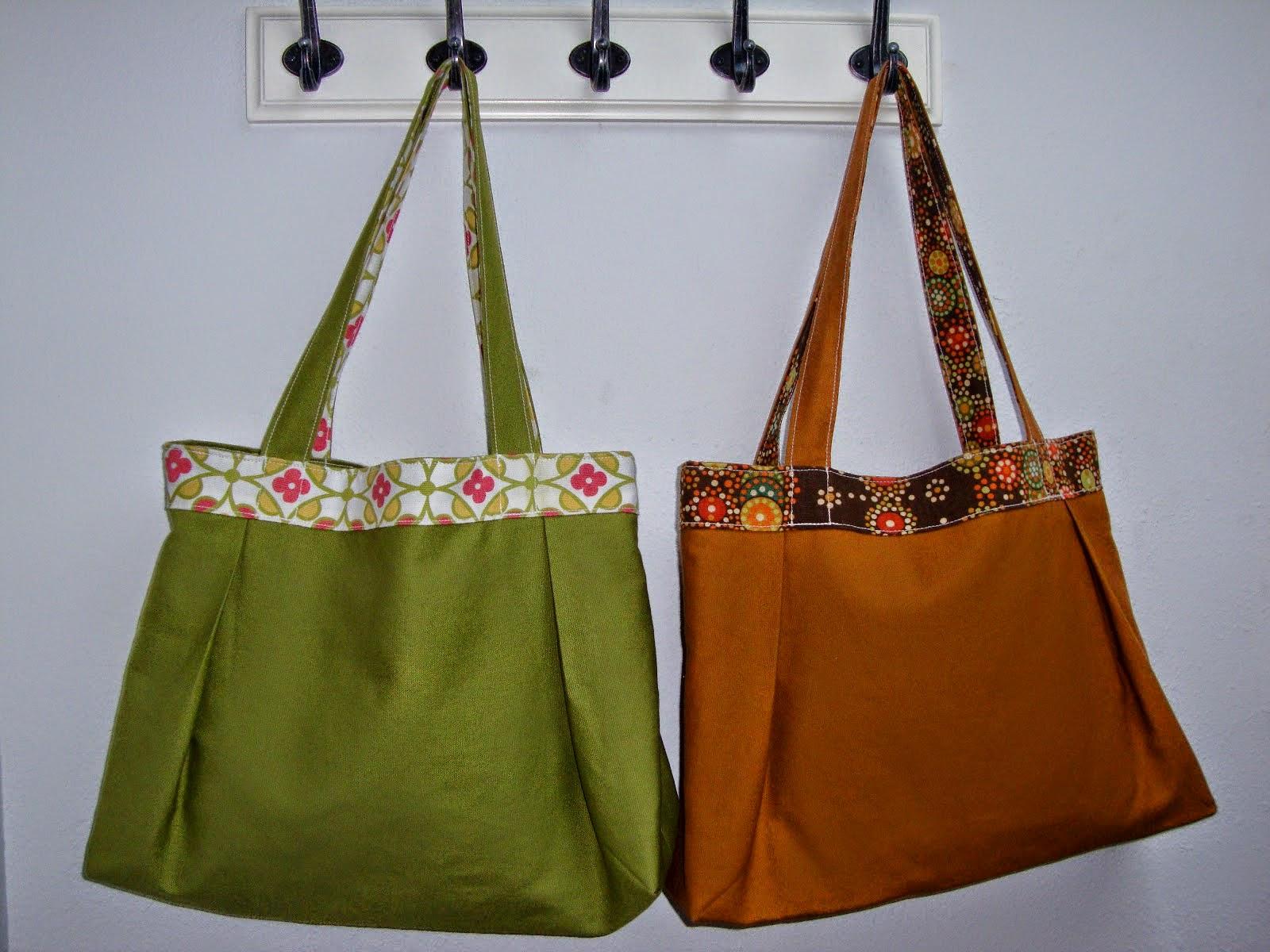 Bolsa De Tecido Passo A Passo Como Fazer : Como fazer uma bolsa de pano
