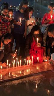 pushpam-priya-chaudhry-candle-march