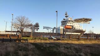 Olympic Triton Multi service vessel