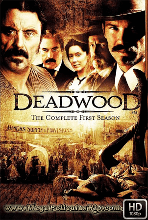 Deadwood Temporada 1 [1080p] [Latino-Ingles] [MEGA]