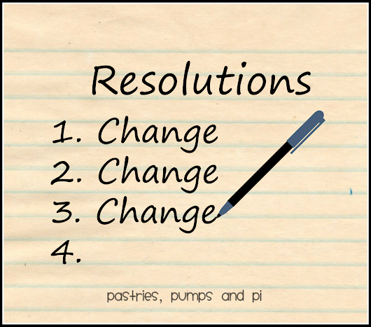 Resolutions: Make Them or Not?