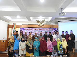 Workshop Peningkatan Manajemen FUAD dan Penandatanganan MoU