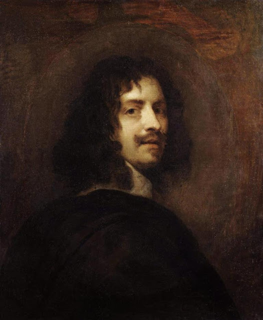 William Dobson, Self Portrait, Portraits of Painters, Fine arts