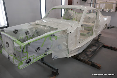 Just the Details...Early Production 1965 GT350 Shelby Mustang Restoration
