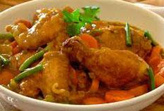 Resep praktis (mudah) chicken stew spesial (istimewa) enak, sedap, gurih, nikmat lezat