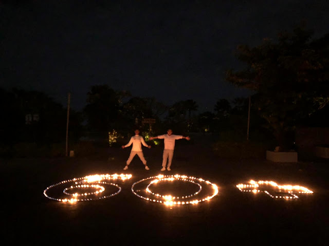 "Harris Resort Barelang Batam mematikan lampu selama 1 jam dukung program ""Earth Hour"""