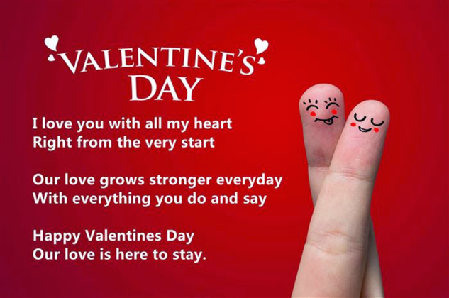 Valentines Day Wishes Quote