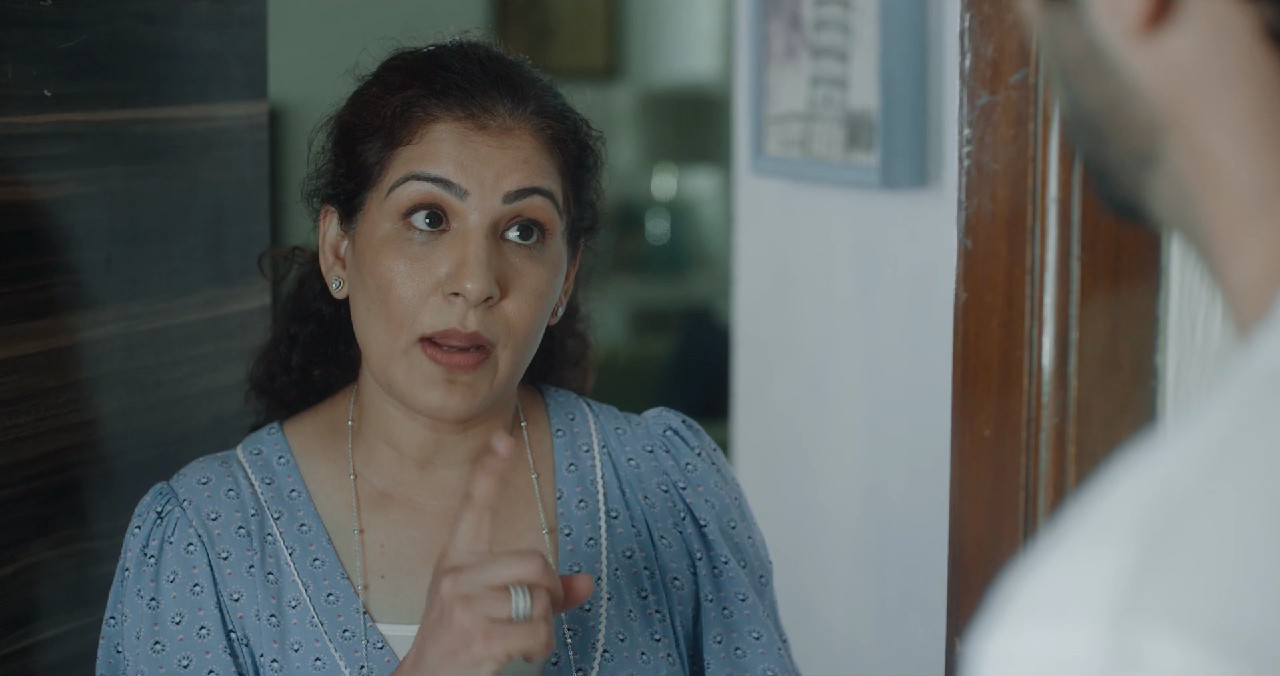 Download Thoda Adjust Please 2021 (Season 1) Hindi {ErosNow Series} WeB-DL
