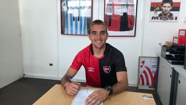 Oficial: Newell's Old Boys, contrato profesional para Nadalín