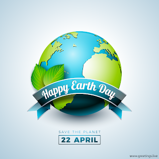 Happy Earth Day 22 April Wishes Image