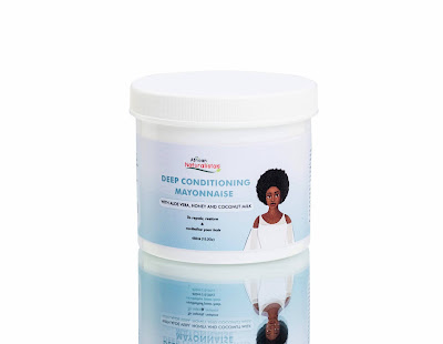 African Naturalistas Deep Conditioning Mayonnaise