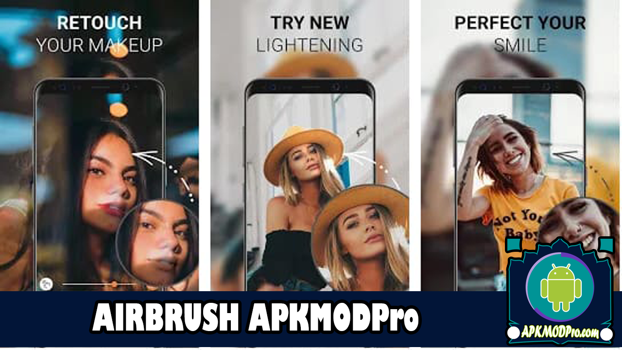 Download AirBrush (MOD APK Premium Unlocked) 4.3.2 Terbaru 2020