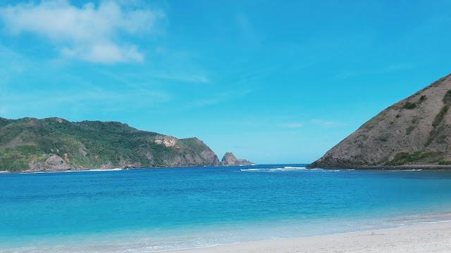 Pantai Mawun Lombok