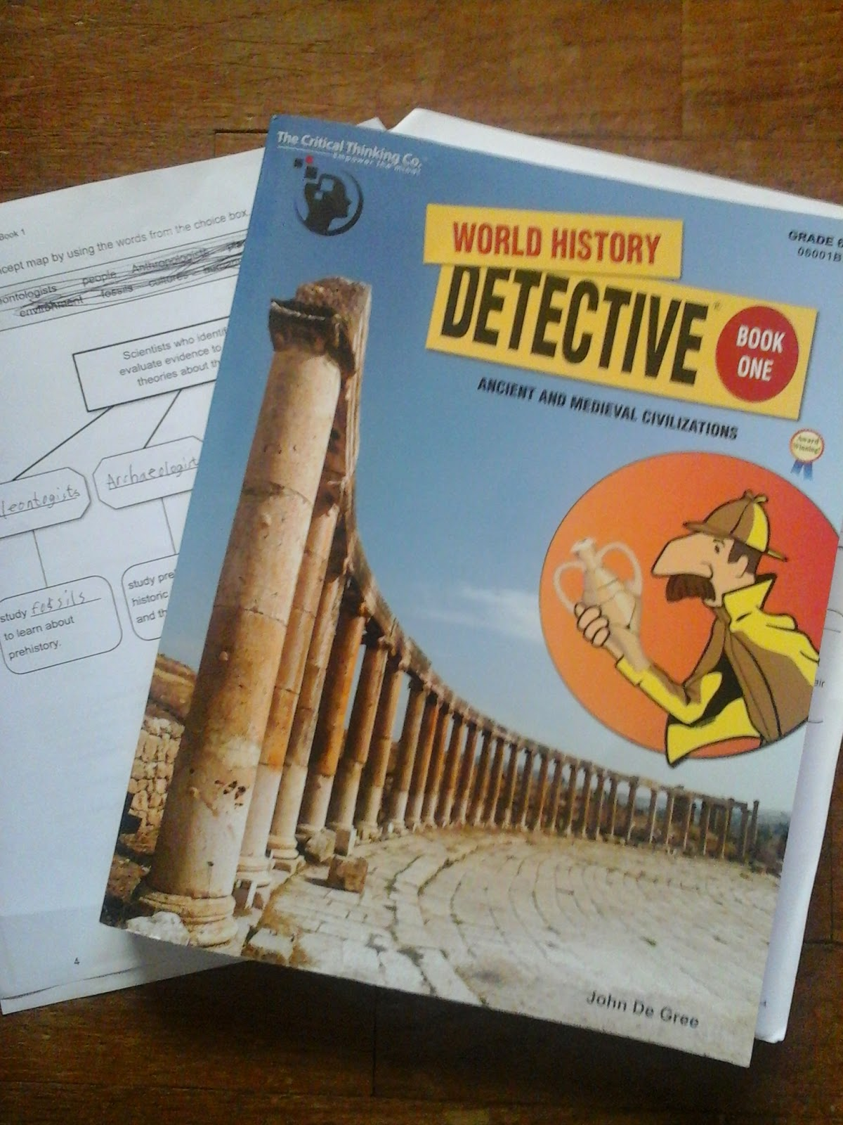critical thinking company science detective Computer science - technology critical thinking  the 20 whodunits follow detective bree cody on adventures  practice critical thinking skills and follow the.