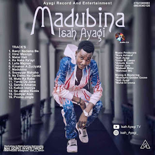 "Isah Ayagi Album ""Madubina"" 2020 Album – Download"