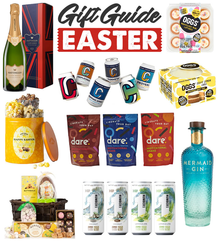 Easter Gift Guide for Foodies