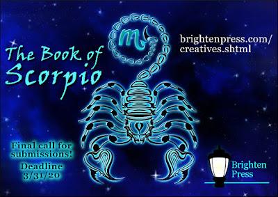 The Book of Scorpio from Brighten Press