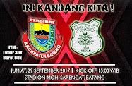 Persibat VS PSMS Medan