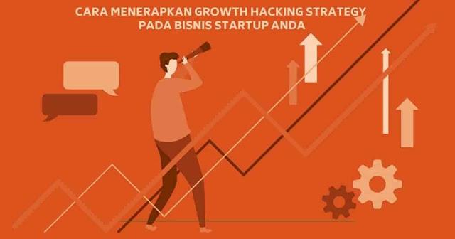 Cara Menerapkan Growth Hacking Strategy Pada Bisnis Startup Anda