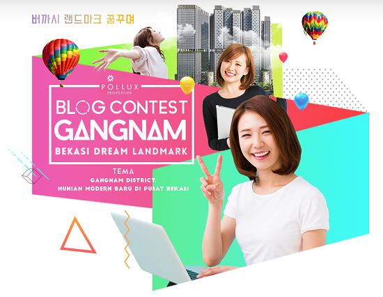 Kontes Blog Gangnam Distric Bekasi