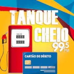 Cadastrar Promoção Tanque Cheio com a 99,5 FM GO