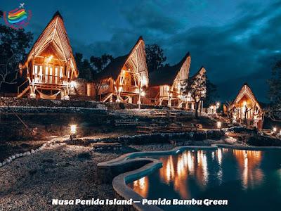 Nusa Penida Island – Penida Bambu Green