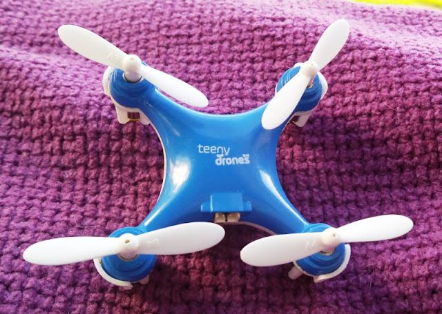 Beginner Mini Rc Drone Nano Quadcopter Amongst Vi Axis Past Times Teeny Drone!