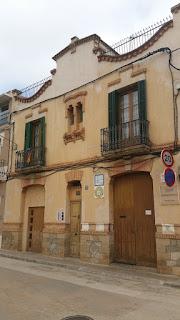 Els Hostalets de Pierola. Casa Pons