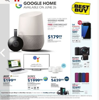 Best Buy flyer winnipeg valid June 23 - June 29, 2017