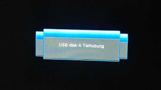 USB Terhubung
