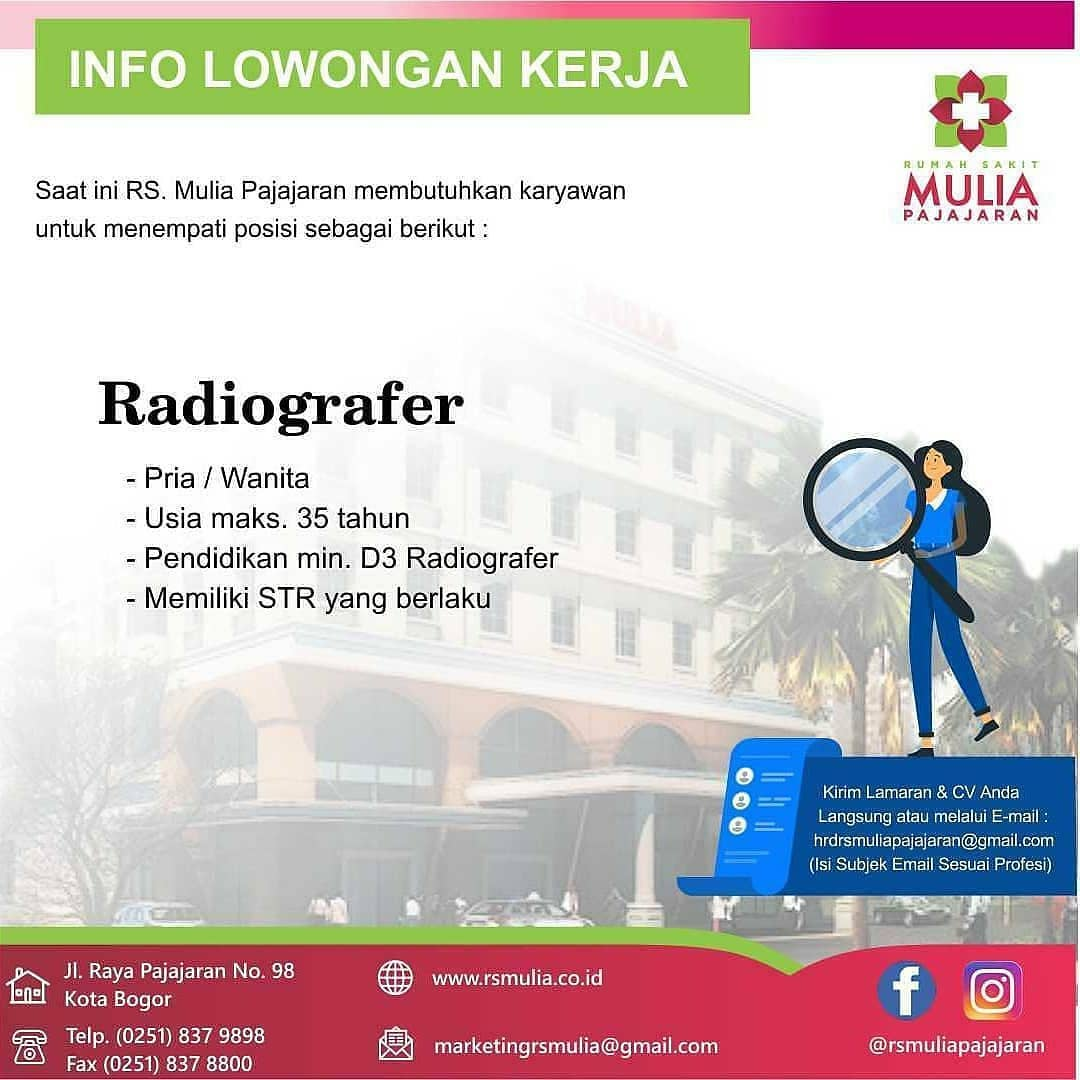 Loker radiografer