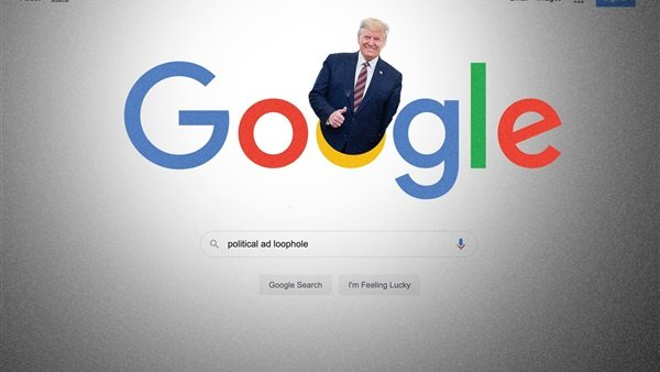 Because of Trump and the Capitol events ... Google stops political ads in America