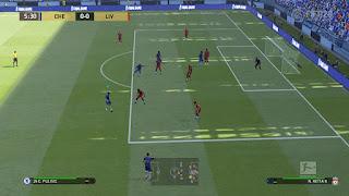 FIFA 20 Scoreboard