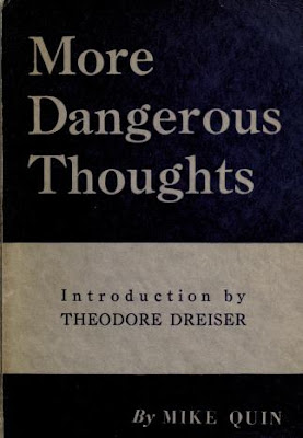 More dangerous thoughts free PDF book 1941
