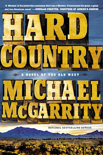 Review of Hard Country by Michael McGarrity