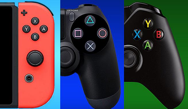 Sorteio de controle para XBOX, PS4 ou SWITCH + Gift Cards e Mais!!