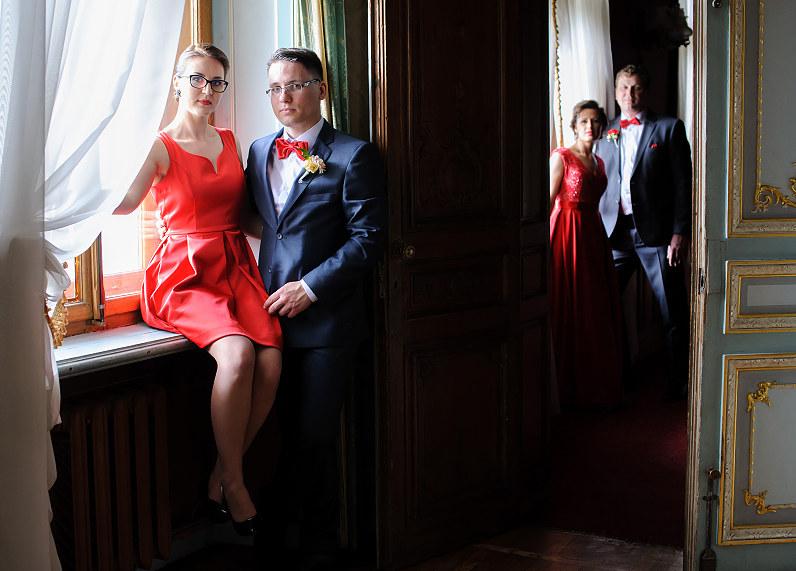 Vestuvės Verkių dvare