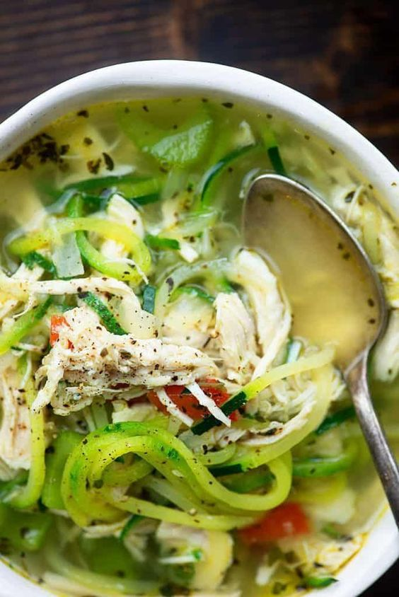 Best Chicken Zoodle Soup Recipes