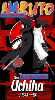 wallpaper Sasuke dan Itachi