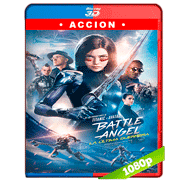 Battle Angel: La última guerrera (2019) 3D SBS 1080p Audio Dual Latino-Ingles