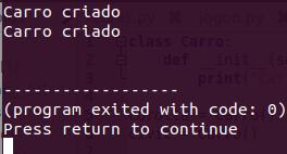 Como criar um objeto em Python